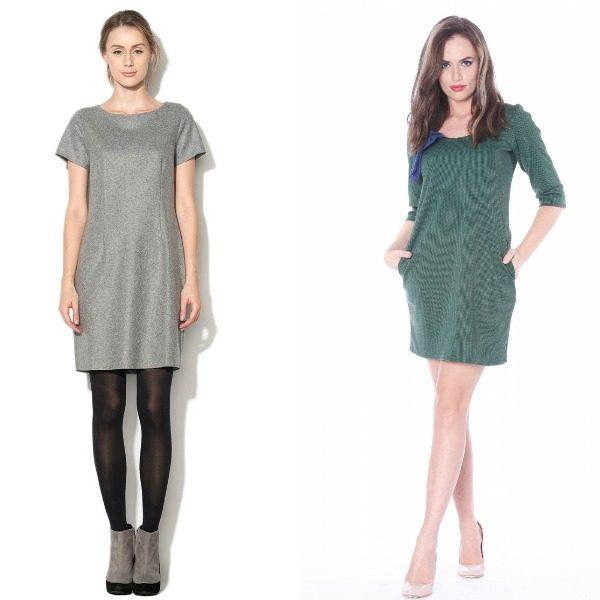 Modele rochii stofa