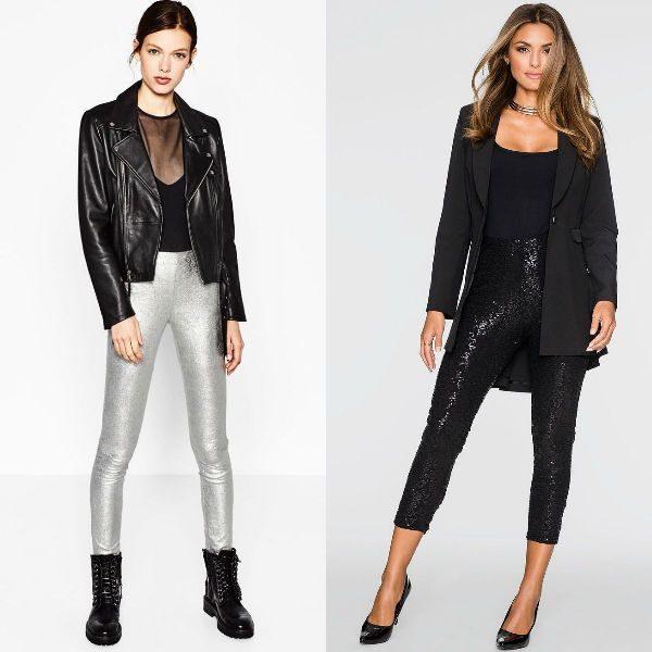 Colanti dama la moda toamna iarna 2016-2017