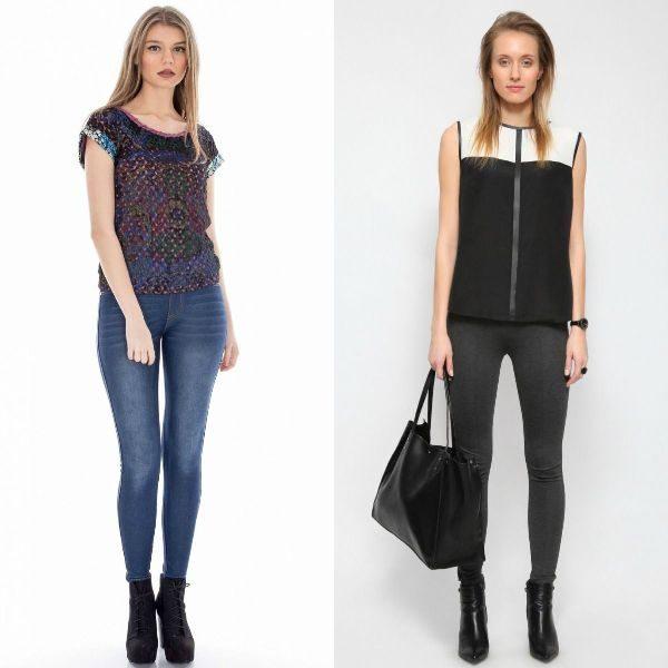 Colanti dama la moda in sezonul rece 2017-2018