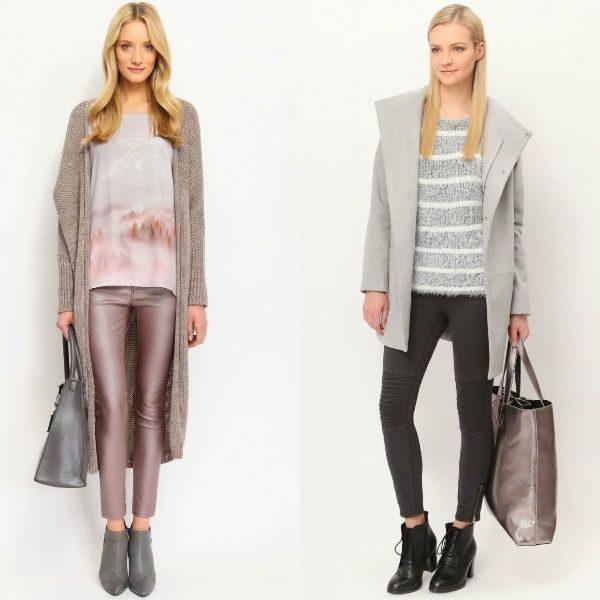 Pantaloni casual la moda toamna iarna 2017-2018