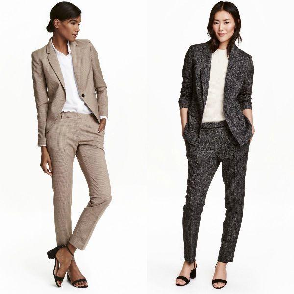 Pantaloni dama birou sau office la moda toamna