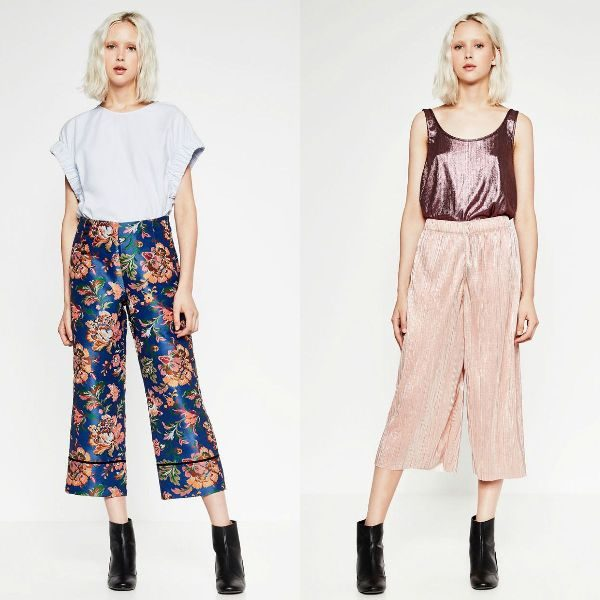 Pantaloni dama eleganti 2016