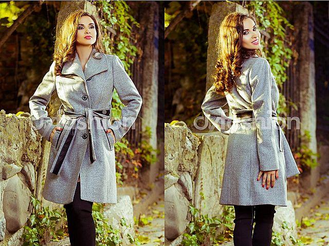Paltoane elegante la moda toamna-iarna
