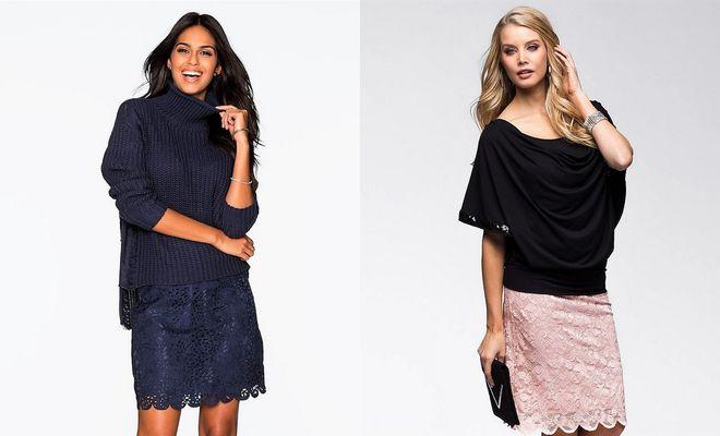 104 Modele spectaculoase de fuste la moda iarna 2018-2019 - Featured Image