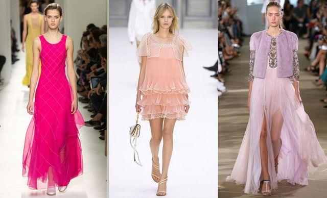 Tendinte moda primavara-vara 2017: tinutele roz