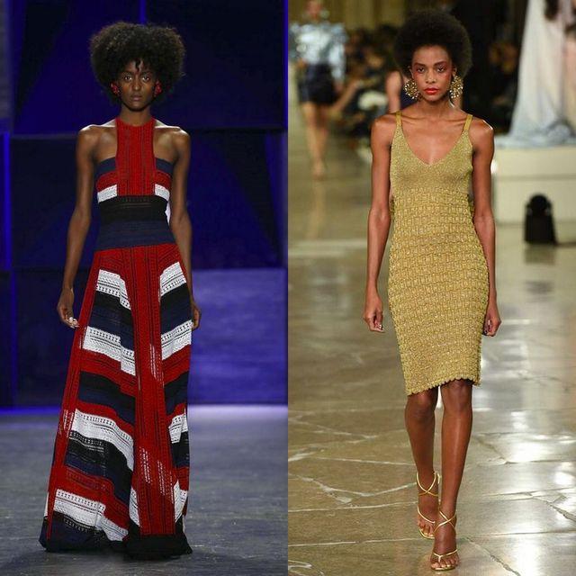 Moda rochii primavara 2017 | Rochii crosetate la moda