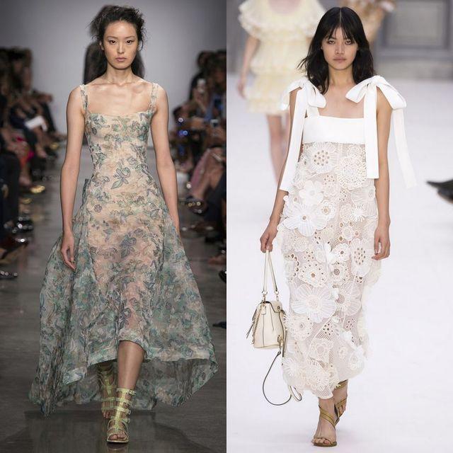Moda rochii primavara 2017 | Rochii de ocazie din dantela
