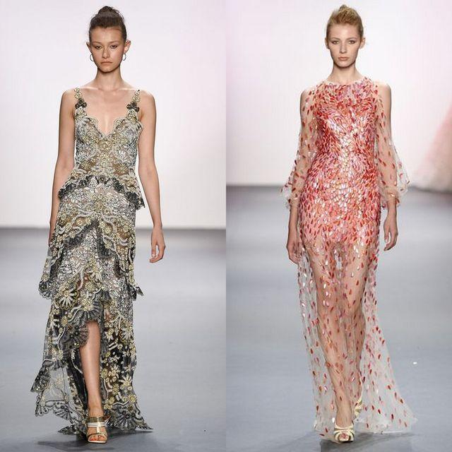 Moda rochii primavara 2017 | Rochii de seara stil sirena