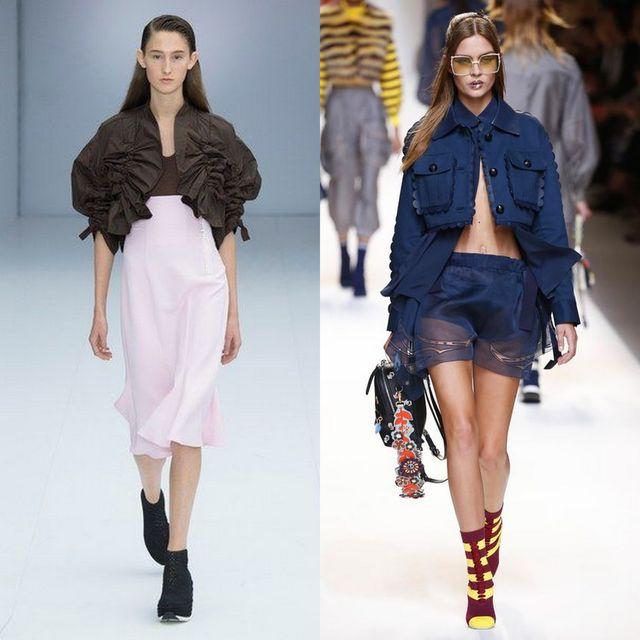 Moda jachete si geci dama primavara 2017
