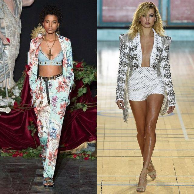 Moda jachete si geci dama primavara 2017 | Blazere pentru femei