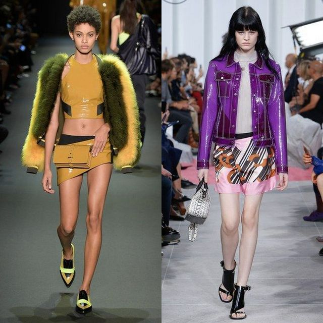 Moda jachete si geci dama primavara 2017 | Geci dama scurte de primavara