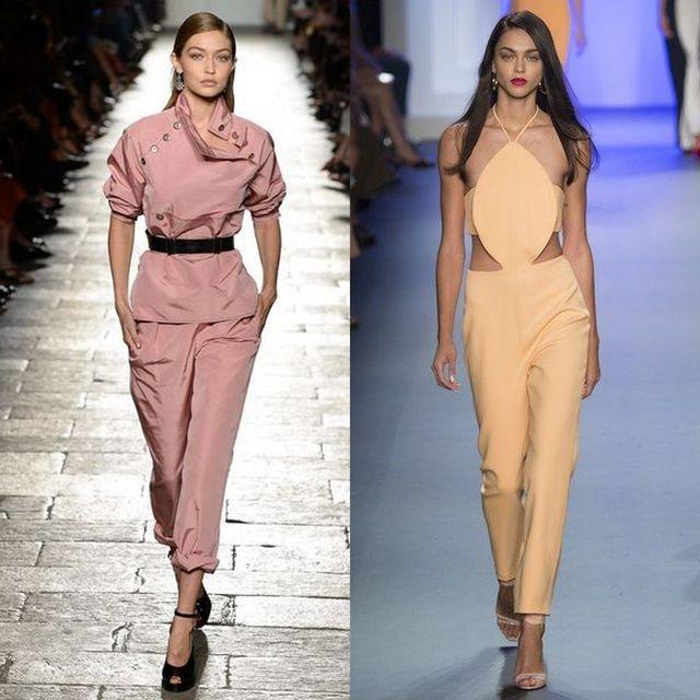 Salopete dama la moda primavara vara 2017