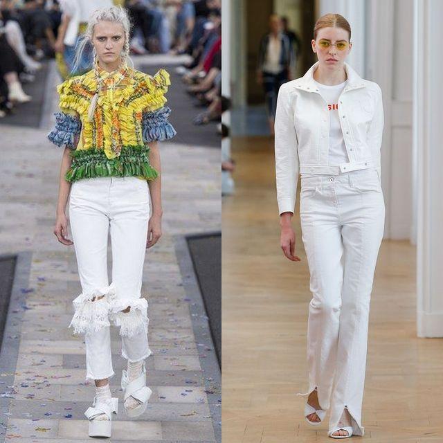 Blugi femei la moda 2017 | Blugi drepti dama