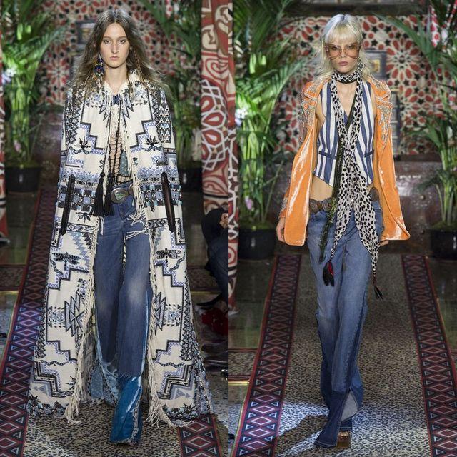 Moda blugi evazati dama 2017 | Blugi la moda 2017