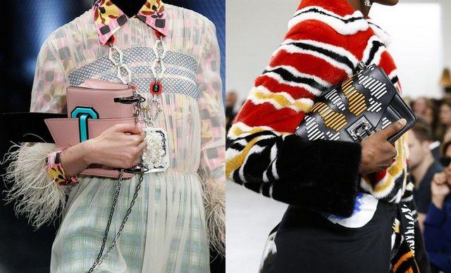 Genti plic la moda in sezonul primavara vara 2017