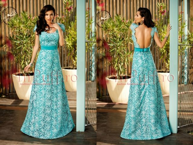 Idei pentru rochii de seara lungi