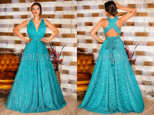 Idei pentru rochii de seara ieftine lungi