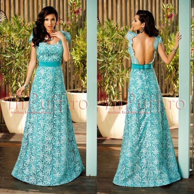 Modele rochii de seara lungi pentru femei