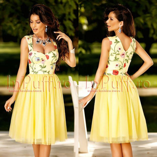 Modele rochii elegante de seara pentru femei