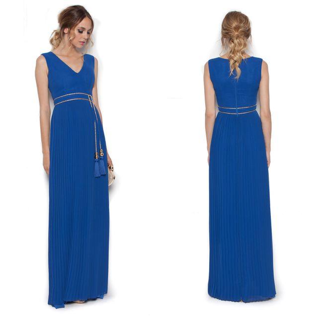 Modele rochii elegante femei pentru nasa