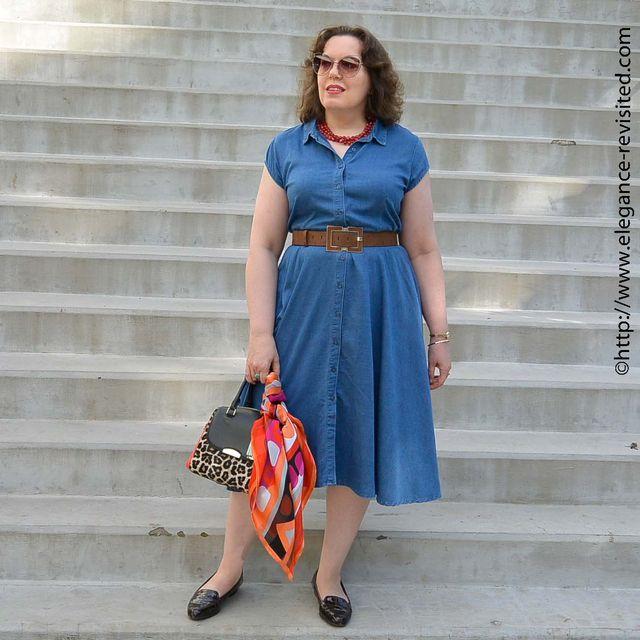 Tinute de vara cu rochie pentru femei de peste 50 de ani