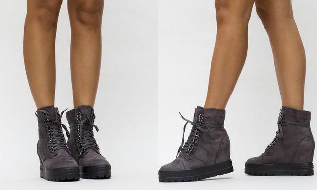 Pantofi dama cu talpa ortopdica, pentru toamna
