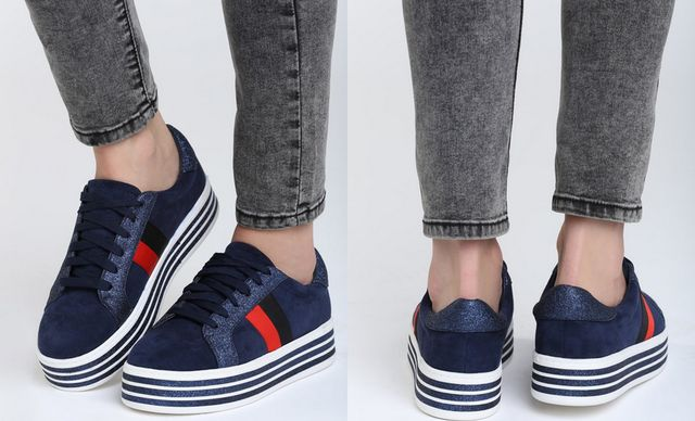 Pantofi sport de toamna