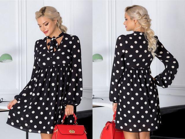 Rochii baby doll toamna la moda toamna iarna