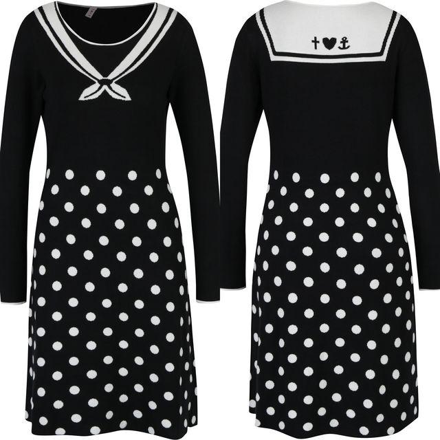 Rochie de toamna din jerse