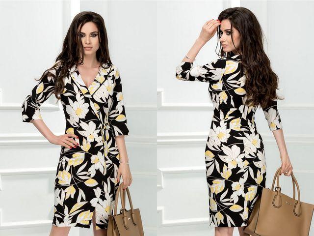 Modele de rochii midi casual la moda in sezonul toamna iarna