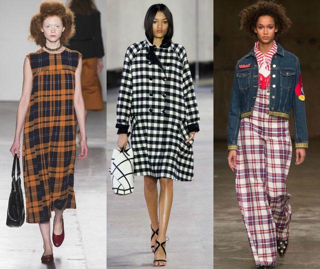 Tendinte in moda toamna iarna 2017-2018: carouri