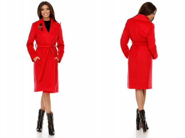 Paltoane dama lungi la moda toamna iarna