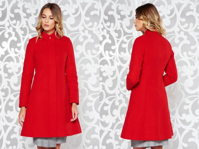Paltoane dama marimi mari la moda toamna iarna