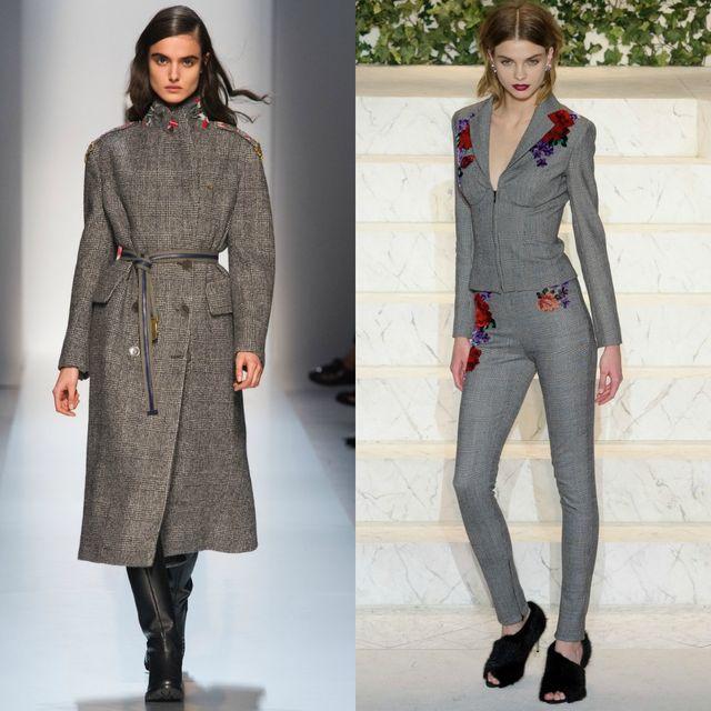 Gri una dintre acele culori la moda in 2018
