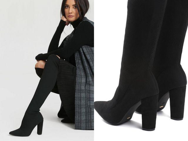 Cisme dama pana la genunchi pentru toamna iarna