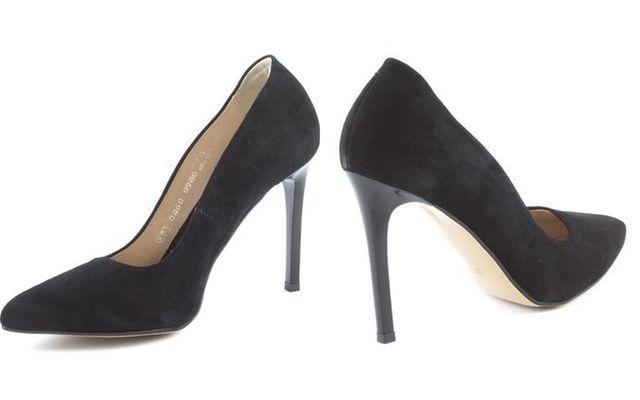Pantofi dama cu toc pentru toamna iarna