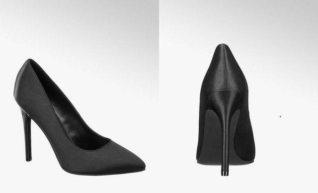 Pantofi cu toc pentru toamna