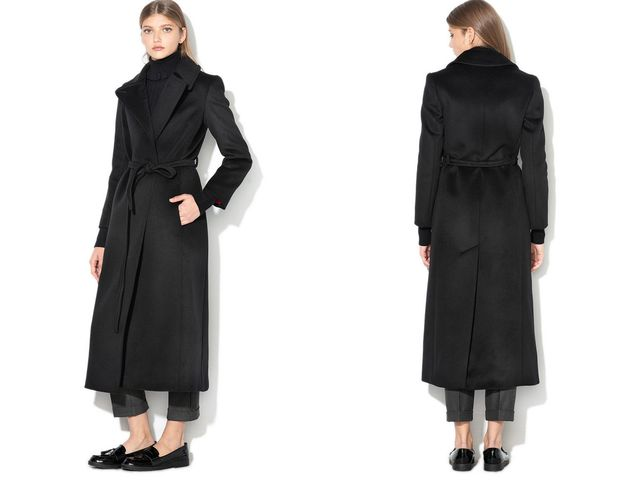 Paltoane dama lungi pentru toamna iarna 2018