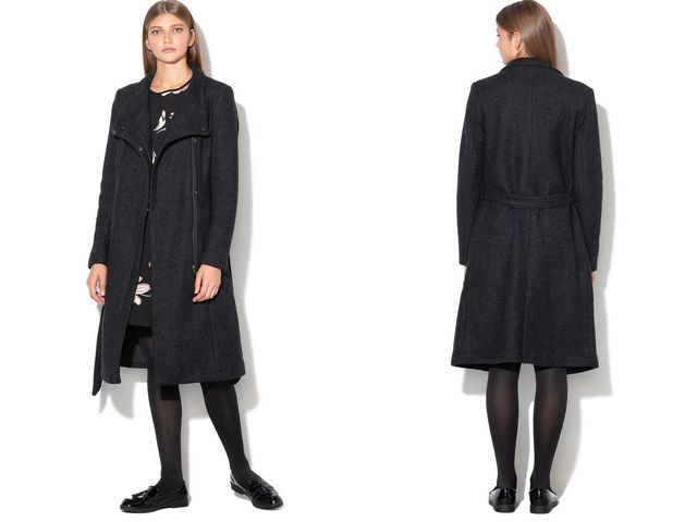 Paltoane toamna negre