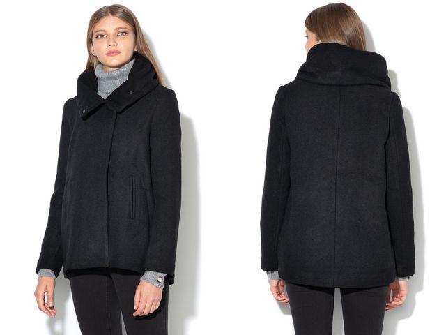 Paltoane dama scurte la moda toamna iarna