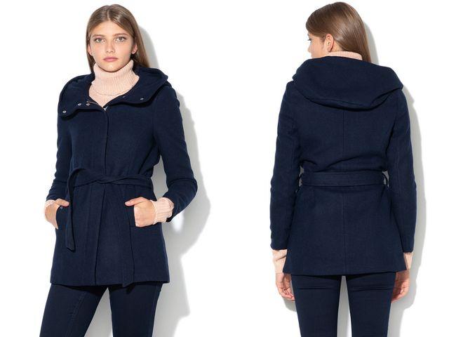 Palton scurt fete