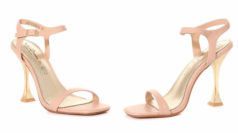 Modele de sandale elegante de seara