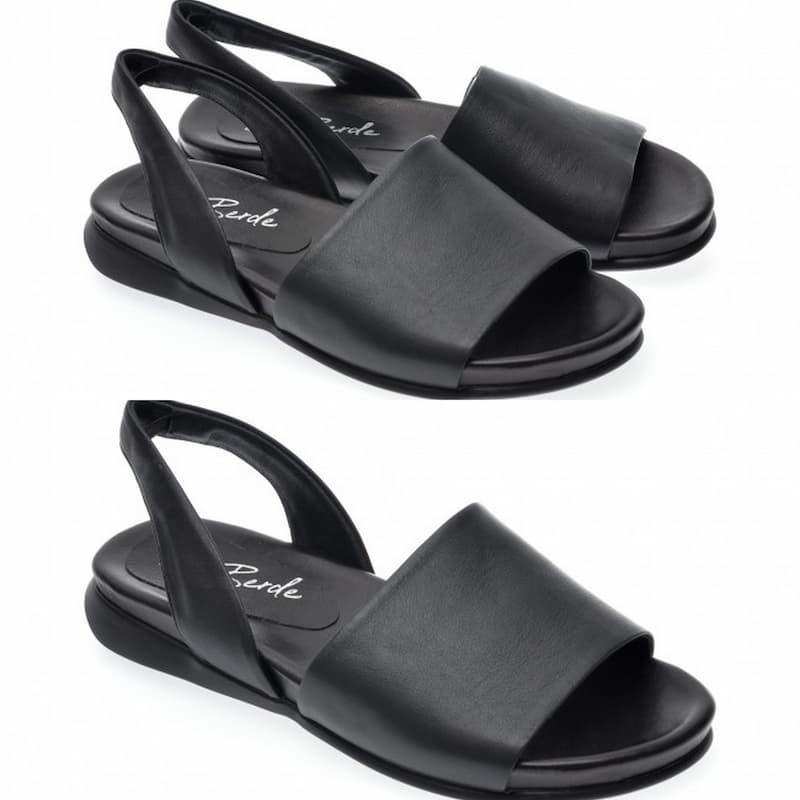 Sandale piele pentru femei